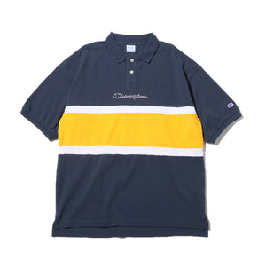 Champion: Jpn Polo Shirts (Navy)