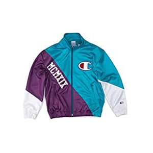 Champion: Jpn Full Zip Jacket (Aqua)