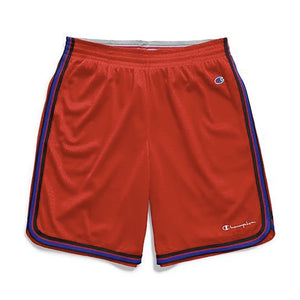 CHAMPION: CORE CHAMPION BASKETBALL SHORT (SCARLET)