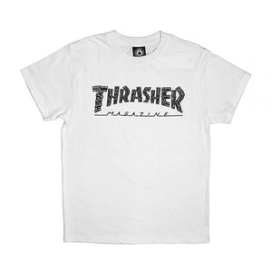 Thrasher: Collage Tee (White)