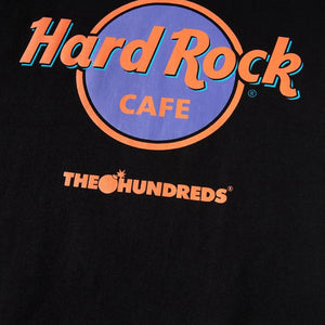 The Hundreds : Cafe T-Shirt (Black)