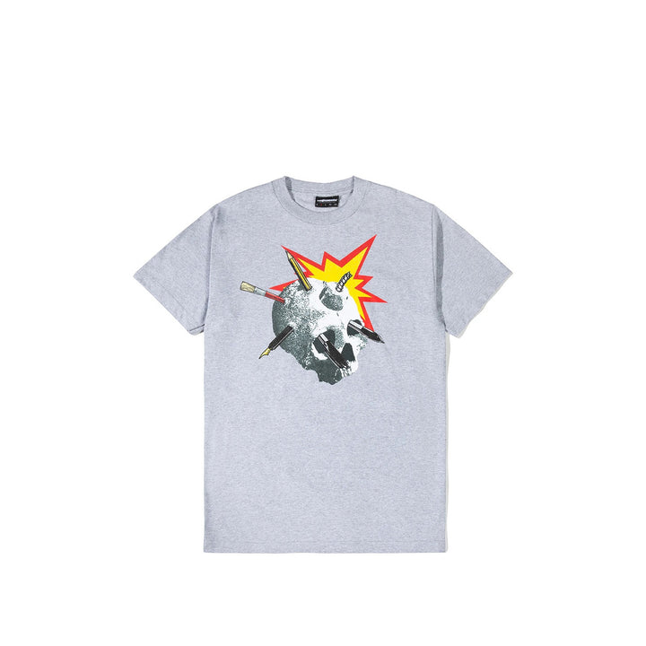 The Hundreds : Craft T-Shirt (Athletic Heather)