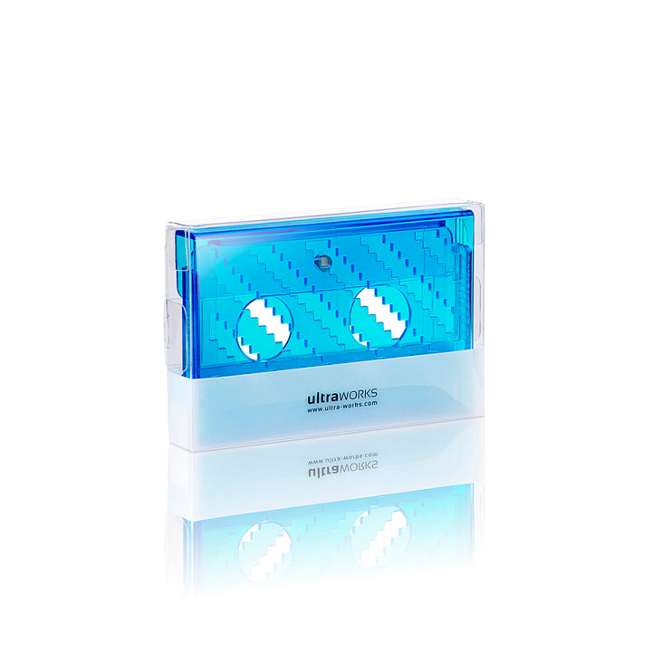 Faith & Fearless : Card Holder (Blue)