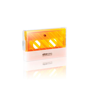 Faith & Fearless : Card Holder (Orange)