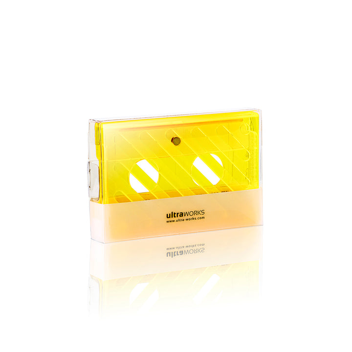 Faith & Fearless : Card Holder (Yellow)