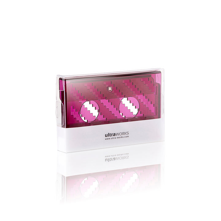 Faith & Fearless : Card Holder (Purple)