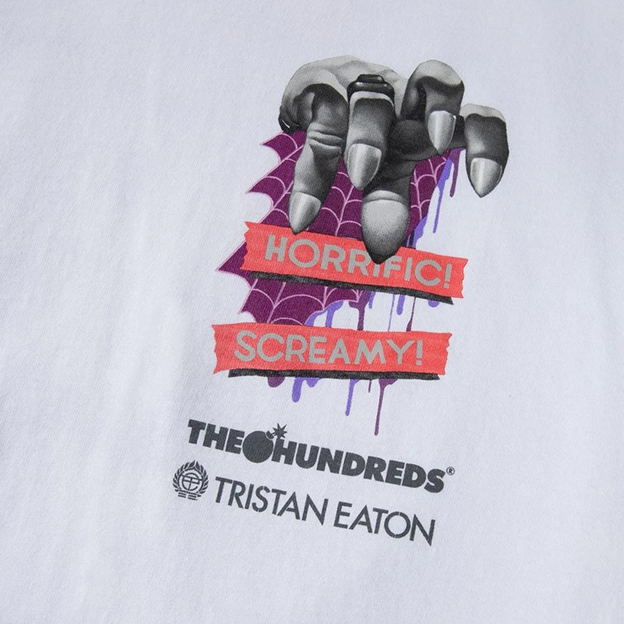 The Hundreds : Dracula T-Shirt (White)