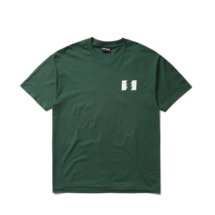 The Hundreds : Forever Wildfire T-Shirt (Forest)