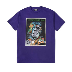 The Hundreds : Frankenstein T-Shirt (Purple)