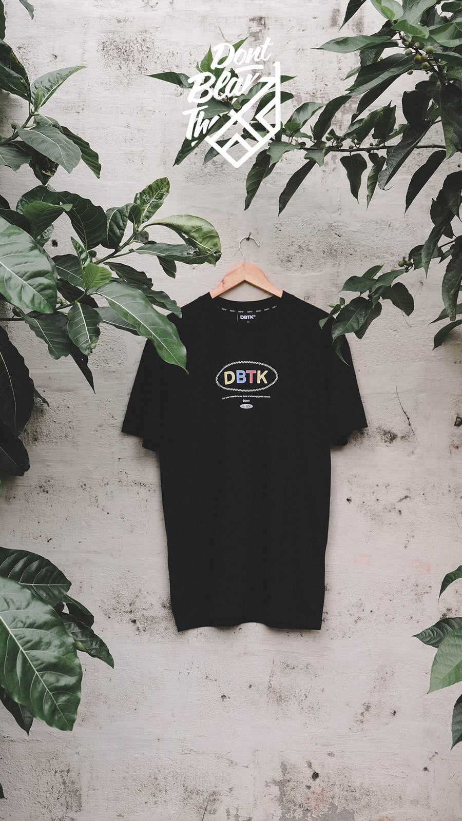 DBTK : Good Manners (Black)