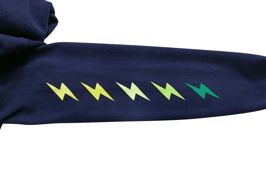 Shadow Hill : Gradient Energy Pullover (Navy)