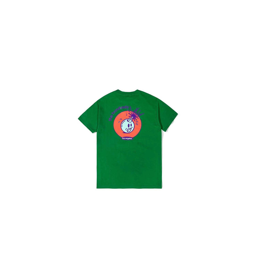 The Hundreds : House Adam T-Shirt (Green)