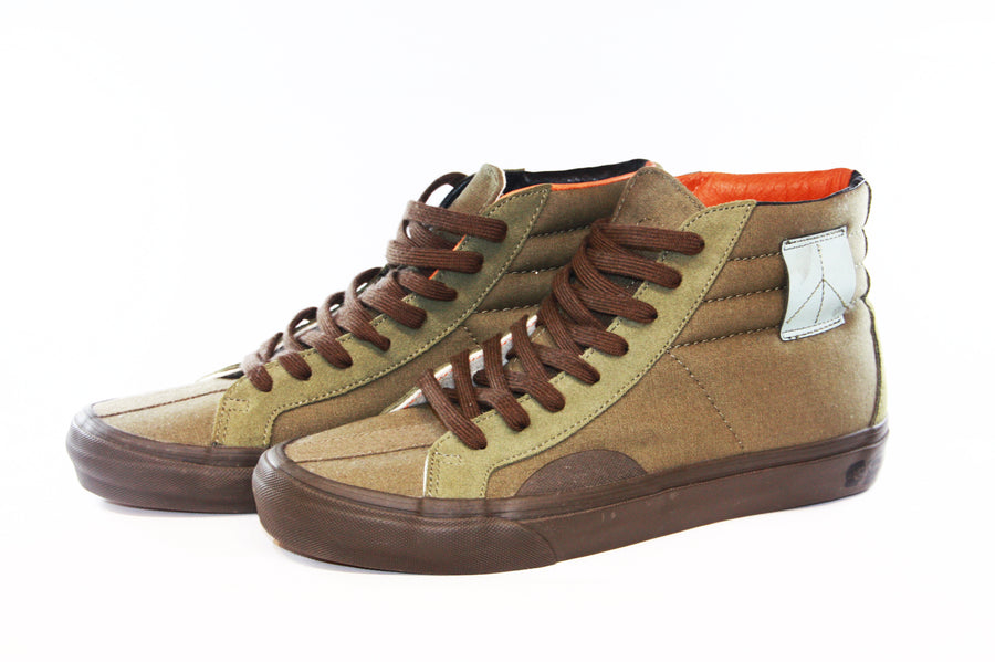 Vans: Vault-Shoes TH Style 238 LX (Stone Gray)