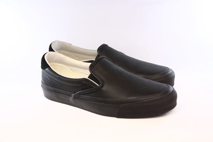 Vans Vault: OG Slip-On 59 LX (Black)