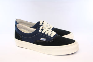 Vans Vault: OG Era LX Suede/Canvass (Black/Dress)