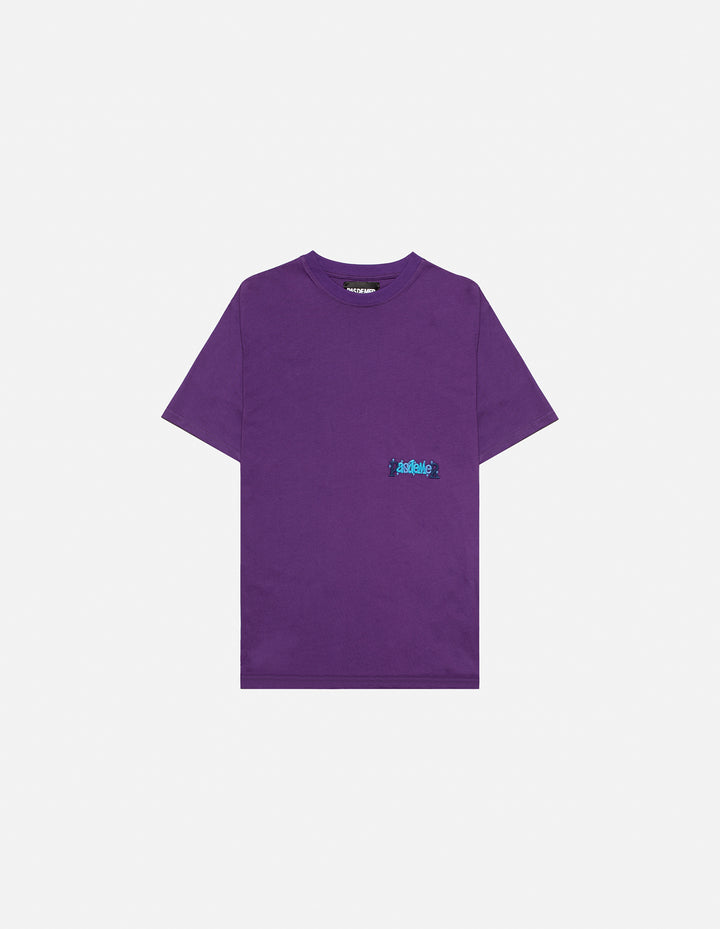 Pas De Mer : Ice T-Shirt (Purple)