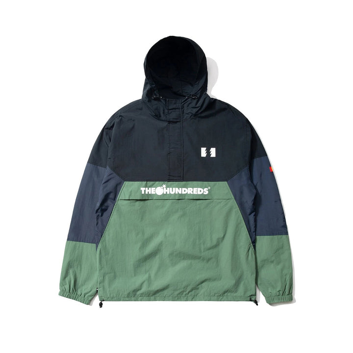 The Hundreds : Landor Anorak (Black)