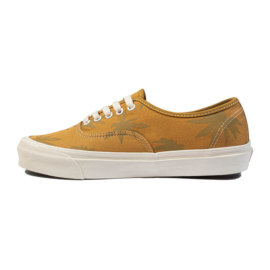 Vans Vault: Og Authentic Lx Canvas/Island Leaf (Narcissus/Harvest Gold)