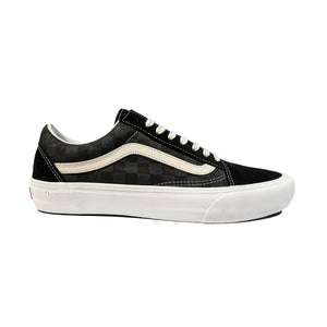 Vans Vault: Old Skool Vlt LX Vssl-Skate Kit (Forest Night/Black Ink)