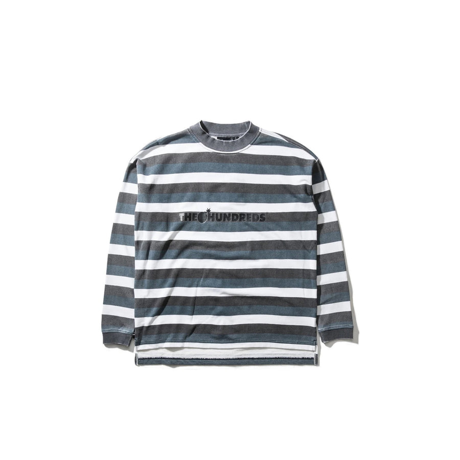 The Hundreds : Park LS (Black)