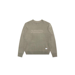 Stampd: Fuck Off Sweater (Grey)