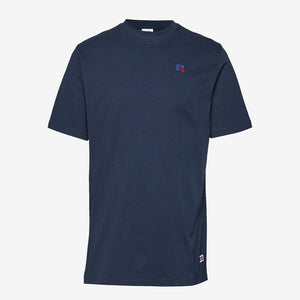 Russell Athletic: Baseliner Tee (Navy)