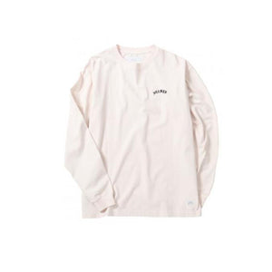 Stampd: Arc Long Sleeve (White)