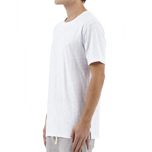 I Love Ugly: Slub Cotton T-shirt (White)