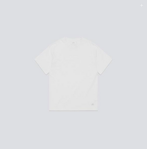 Stampd: Service Tee (White)