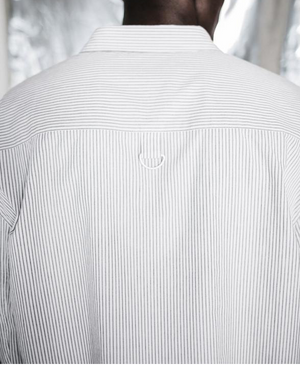 Stampd: Bishop Shirt (White)