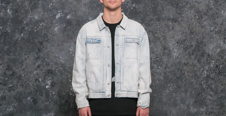 STAMPD: Stockton Denim Jacket (Light Indigo)