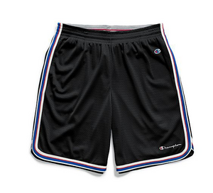 CHAMPION: CORE CHAMPION BASKETBALL SHORT (BLACK)