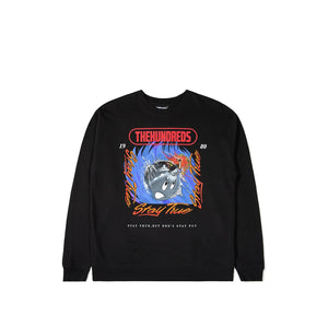 The Hundreds : Speed Adam Crewneck (Black)