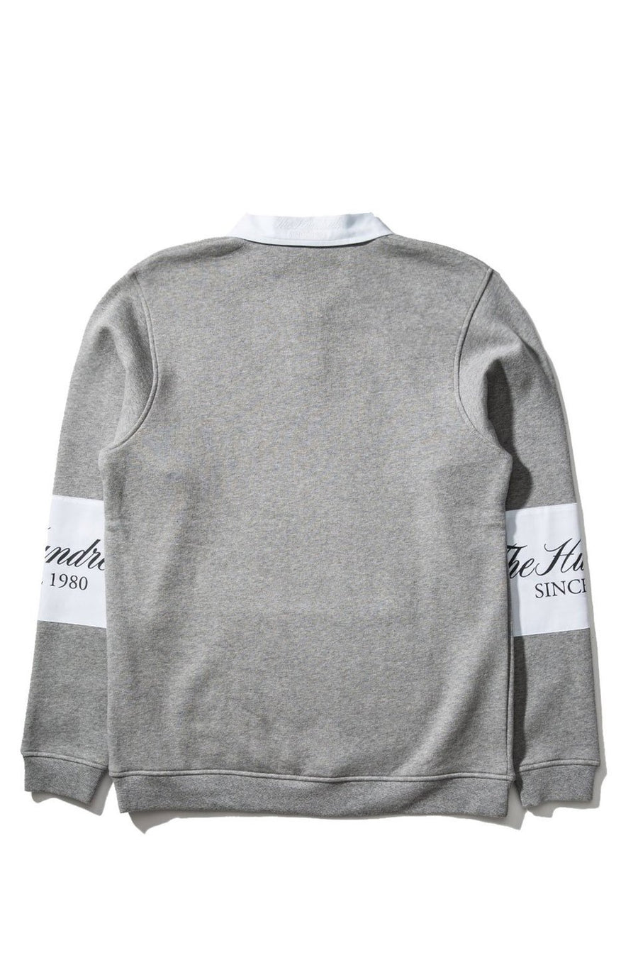 The Hundreds: Stack Pullover (Athletic Heather)