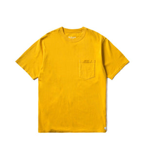The Hundreds : Perfect Pocket T-Shirt (Gold)