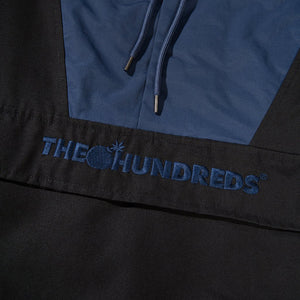 The Hundreds : Ranger Anorak (Black)