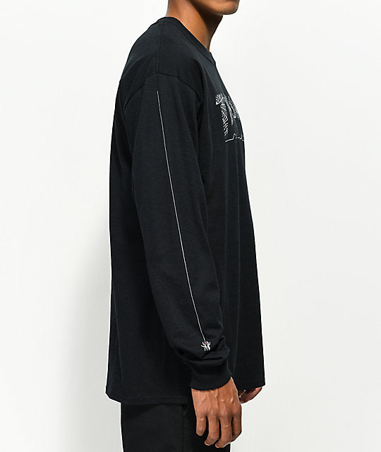 Thrasher : Web L/S (Black)