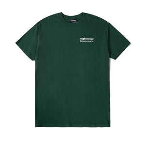 The Hundreds : Wolfman T-Shirt (Forest)