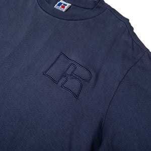 Russell Athletic: Alessandro Tee (Navy)