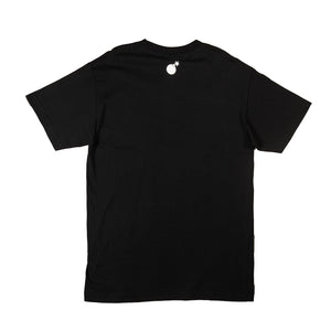 The Hundreds : Forever Slant Logo T-Shirt (Black)