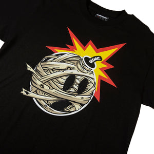 The Hundreds : Mummified Adam T-Shirt (Black)