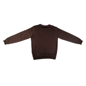 Pas De Mer : Dingo Sweatshirt (Brown)