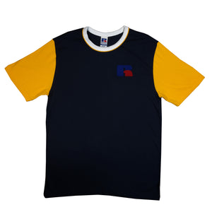 Russell Athletic: Brewton Chenille Tee (Navy)