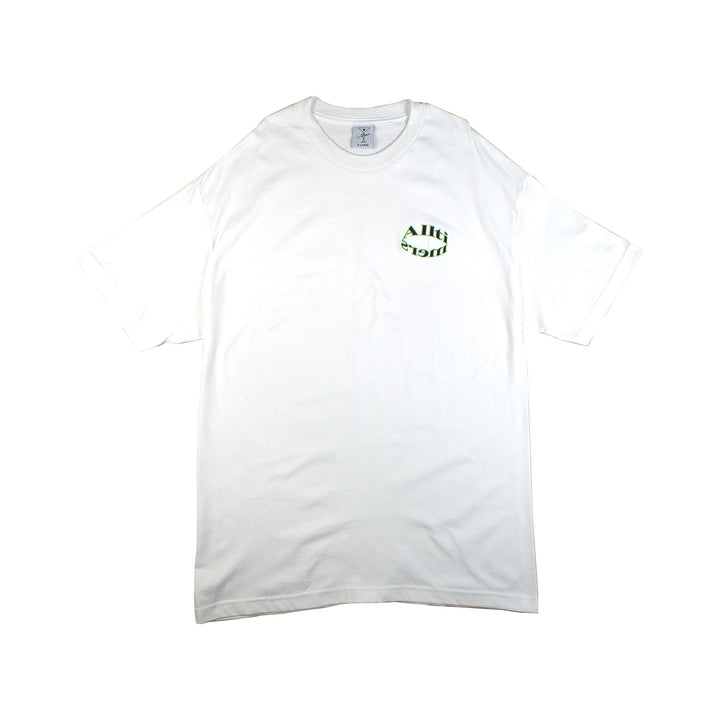 Alltimers: Bendy Tee (White)