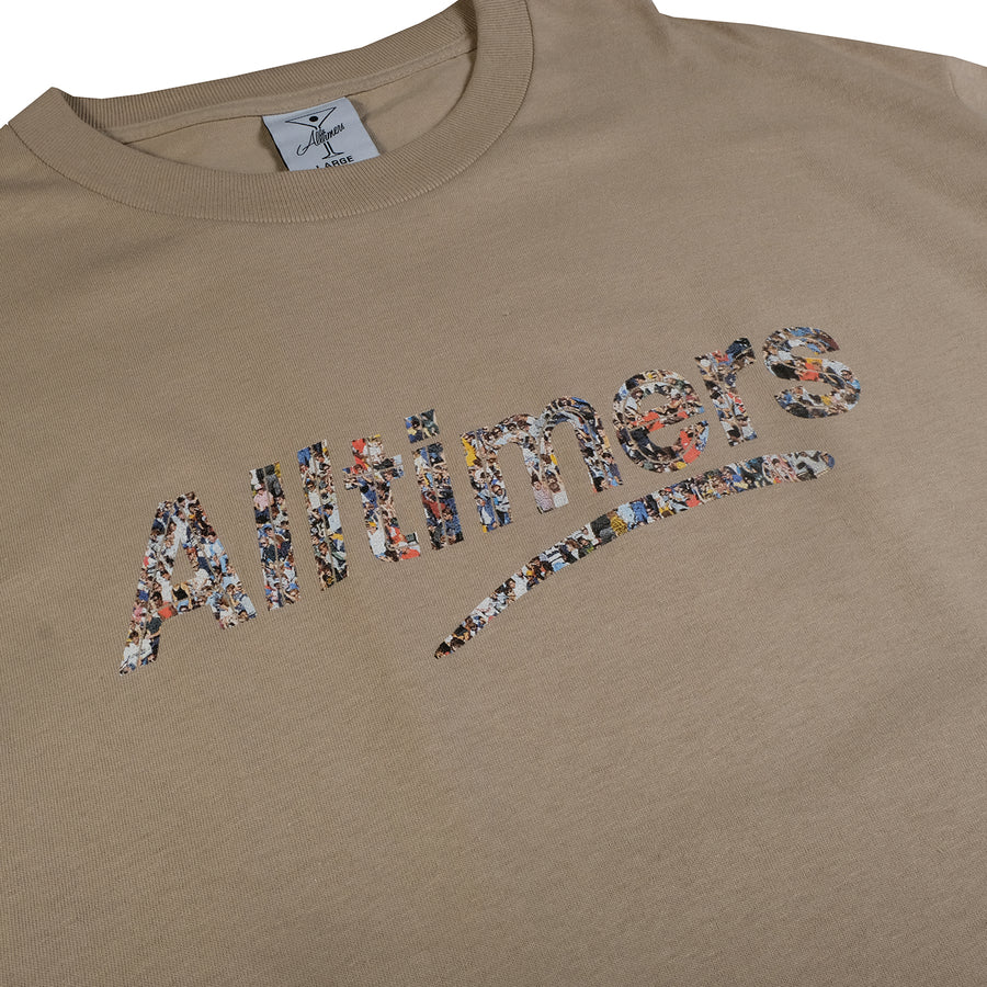 Alltimers: Crowd Tee (Sand)