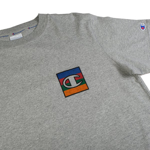 Champion : Jpn T-Shirt C3-Q302 (Oxford Grey)