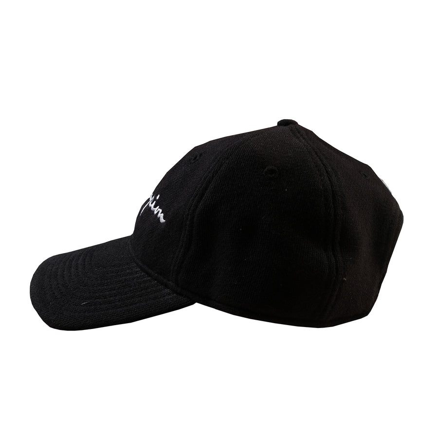 Champion: Reverse Weave Dad Hat (Black)