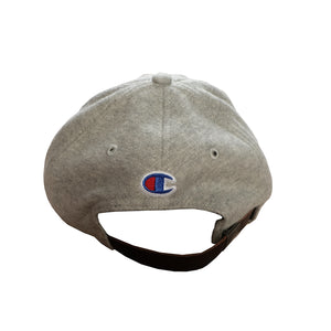 Champion: Reverse Weave Dad Hat (Oxford Grey)