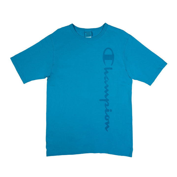 Champion : Garment Dyed Heritage Tee (Tidal Wave)