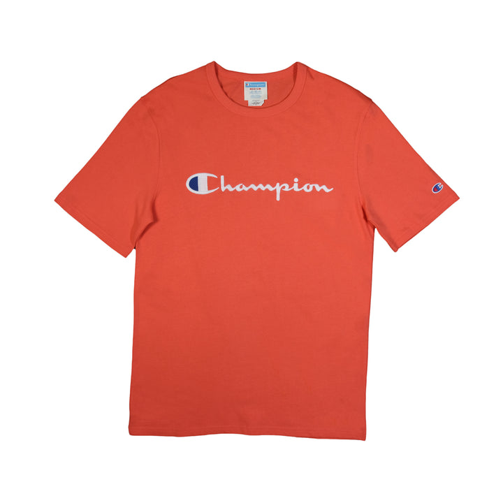 Champion : Heritage Tee Graphics (Groovy Papaya)